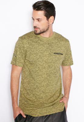 King Matrix Pocket T-Shirt