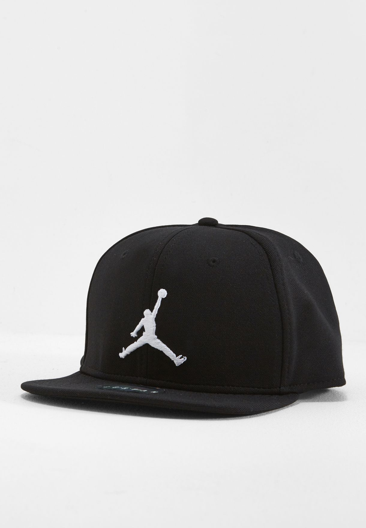 3c34de6e446 Shop Nike black Jordan Jumpman Snapback 861452-013 for Men in UAE ...