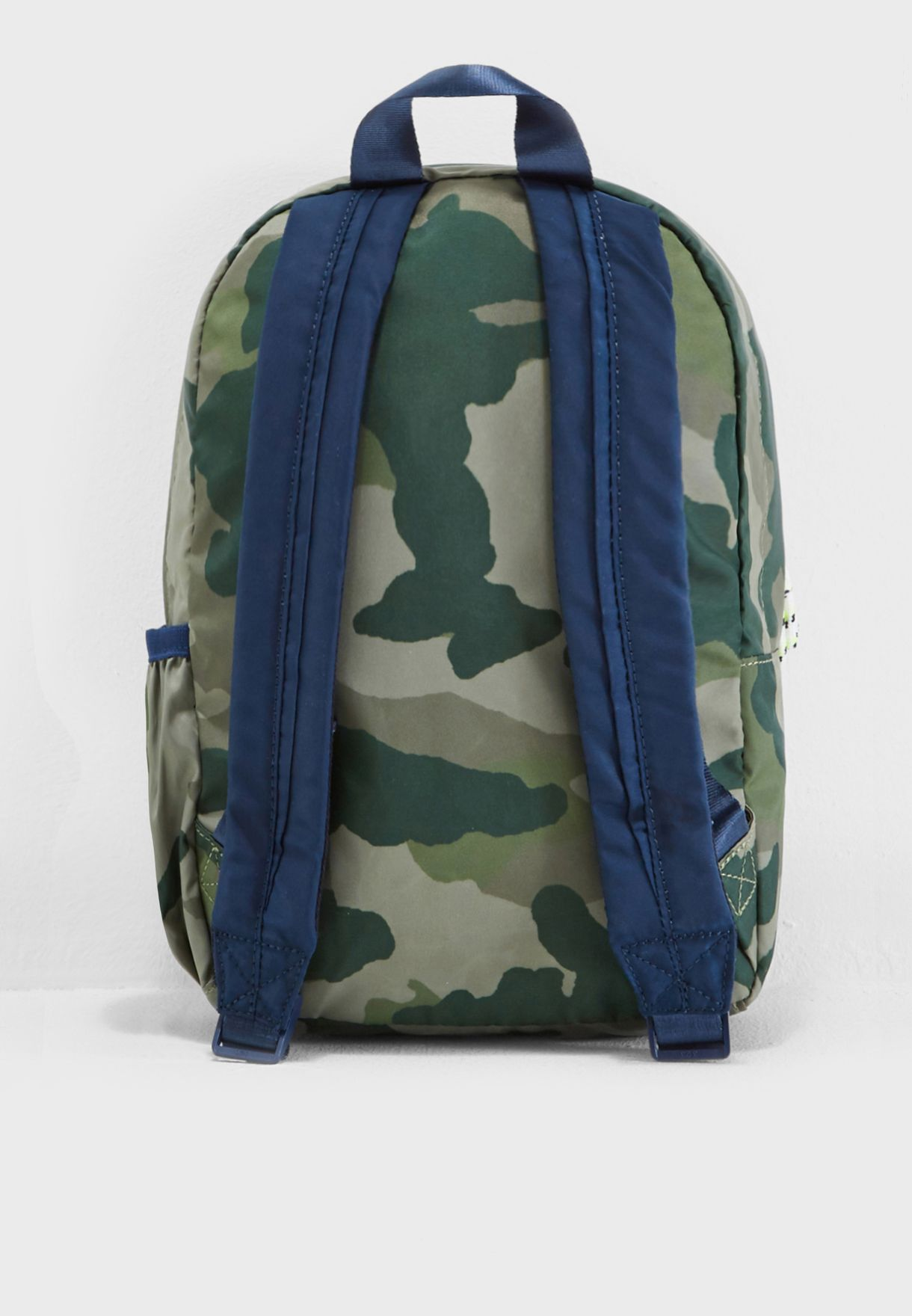 Kids Camo Print Backpack