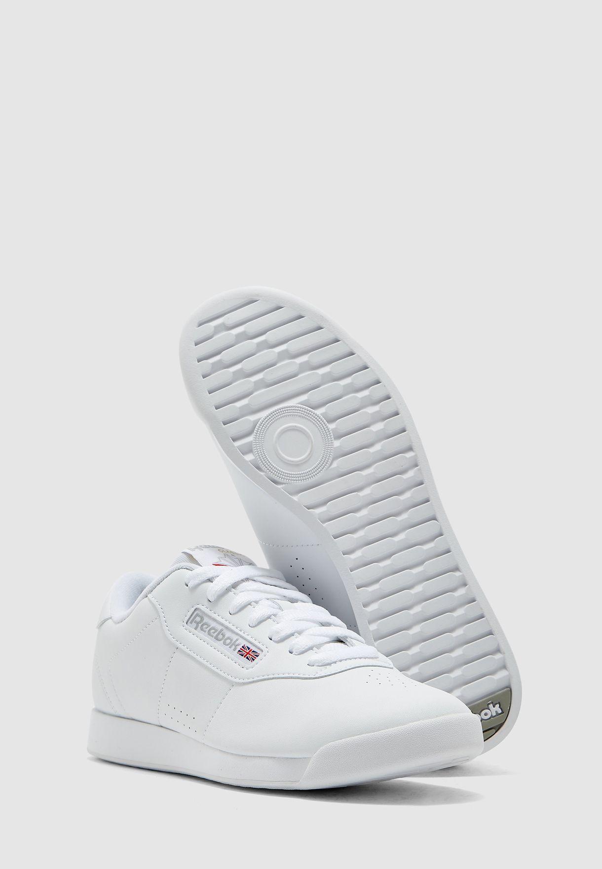 3849958052b9e3 Shop Reebok white Princess Sneakers J95362 for Women in Saudi ...