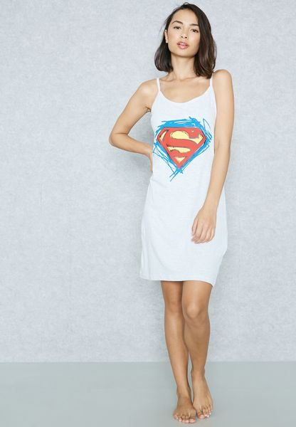Superman Nightdress