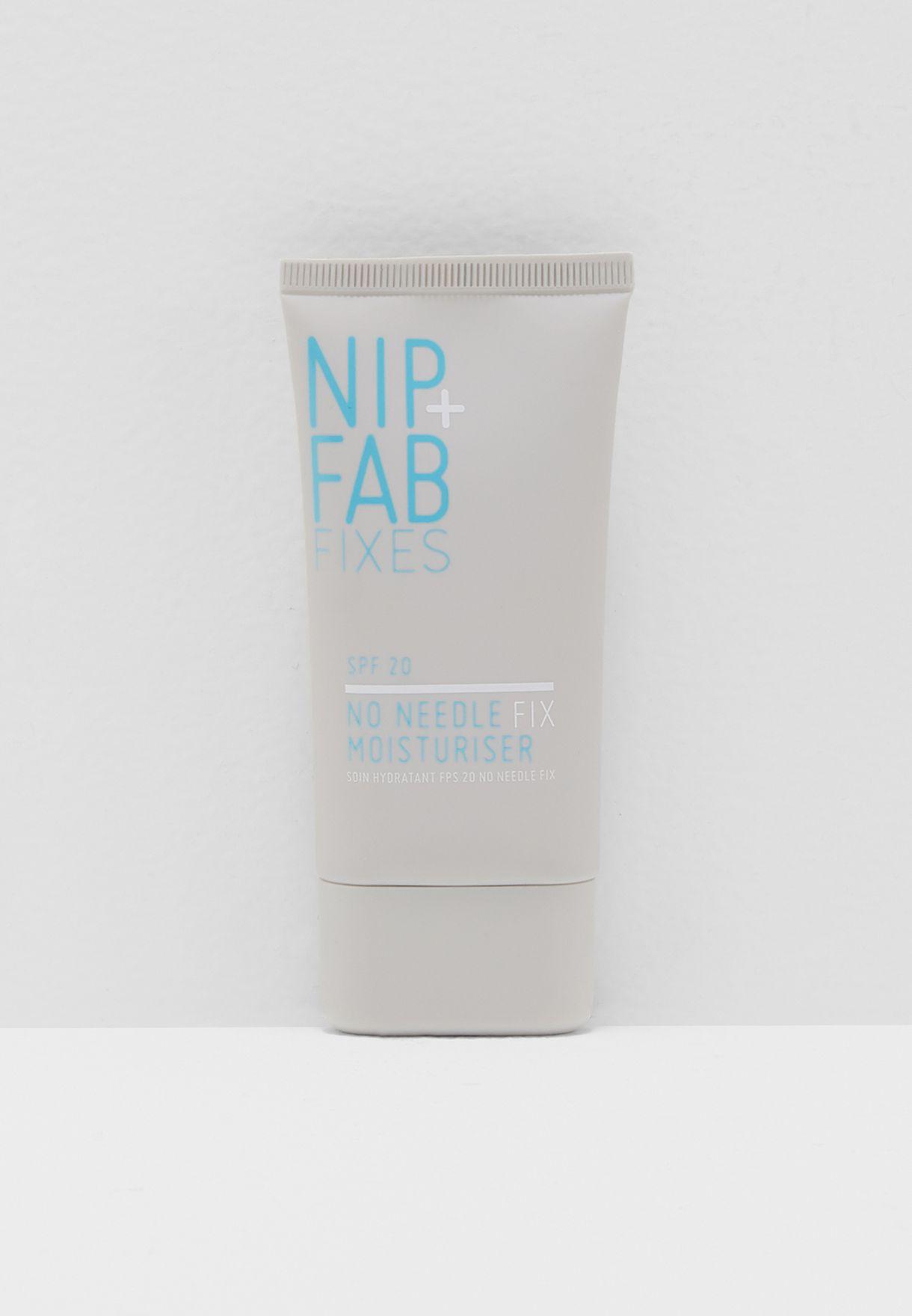 No Needle Fix Moisturiser SPF 20