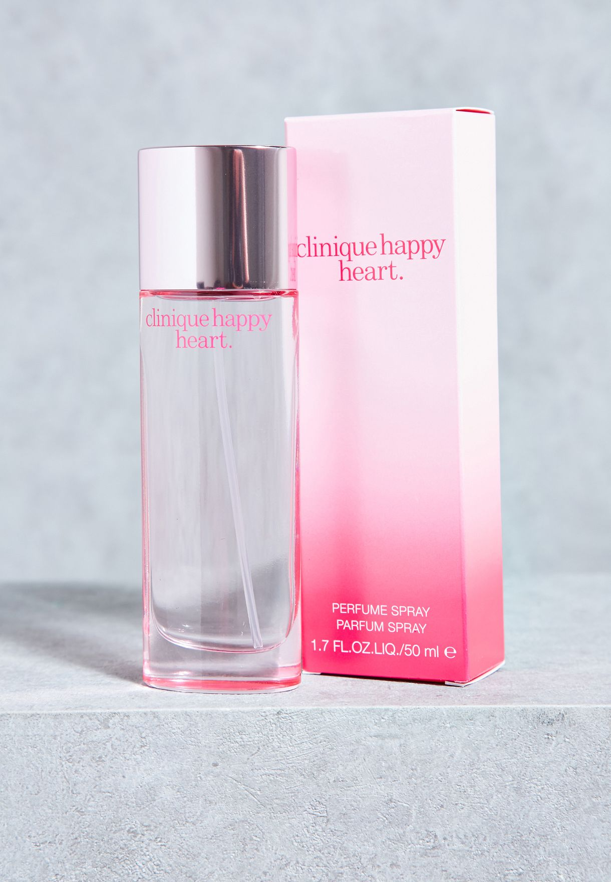 Shop Clinique Clear Happy Heart Edp 50ml 20714170479 For Women In Perfume