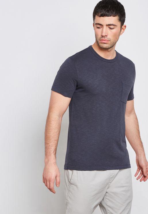 Dye Pocket T-Shirt