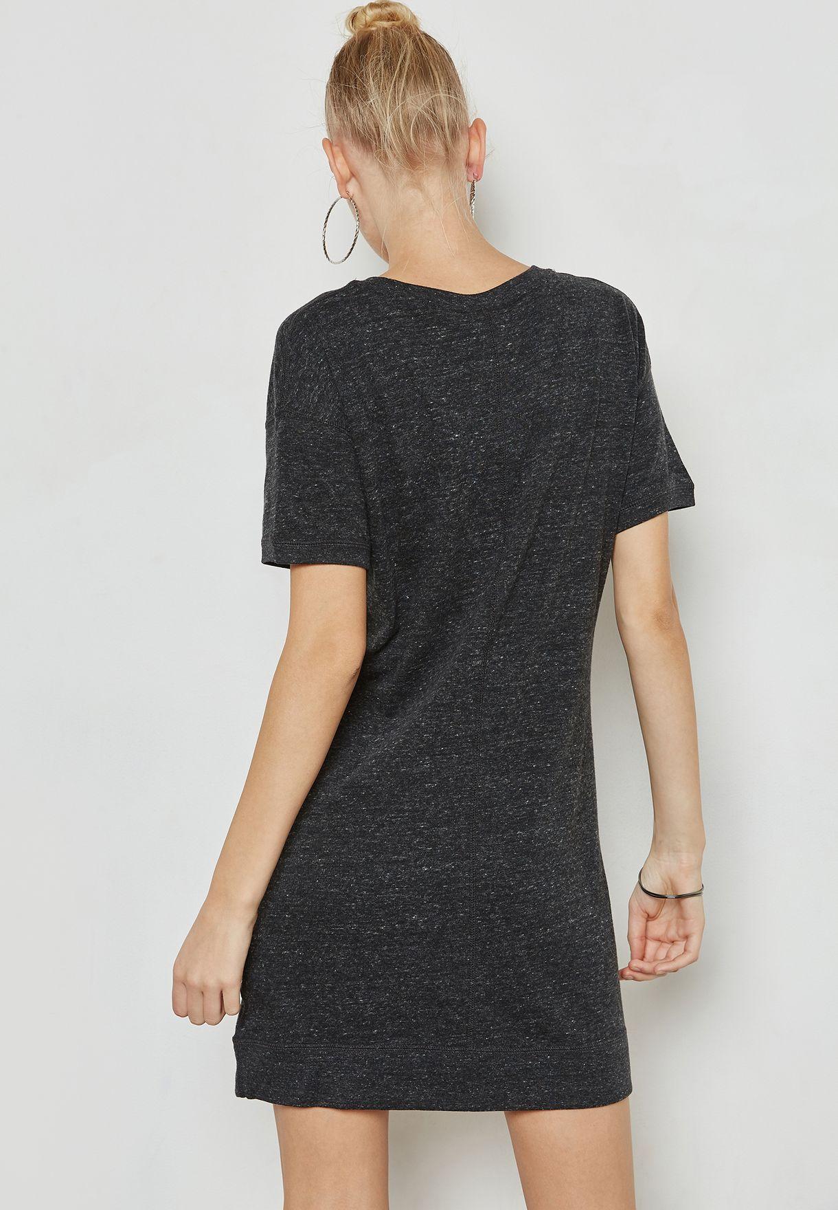 فستان جيم قصير