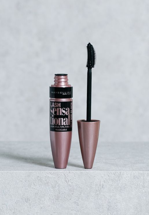 Lash Sensational Washable Mascara Intense Black