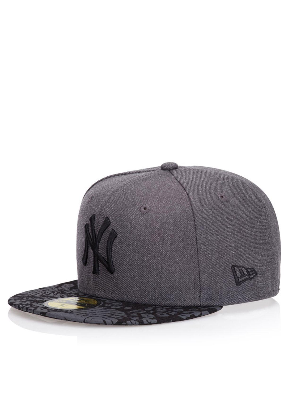 Shop New Era grey 59Fifty Visor Tropic Cap for Men in Kuwait - NE207AC35KUE 4c35220250