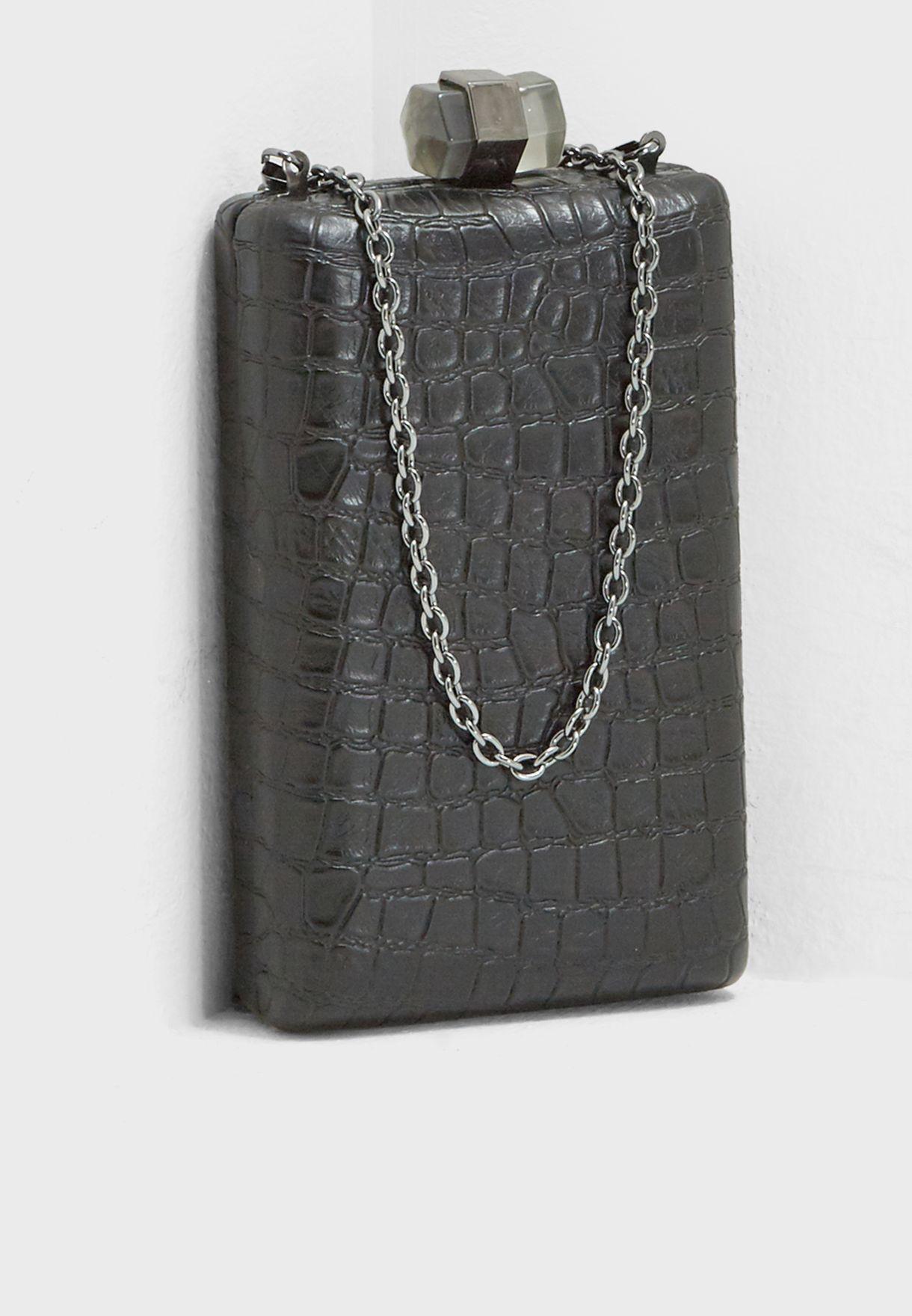 f0b7dfc5ea2 Shop Aldo black Riadda Clutch RIADDA99 for Women in UAE - AL729AC35CVS