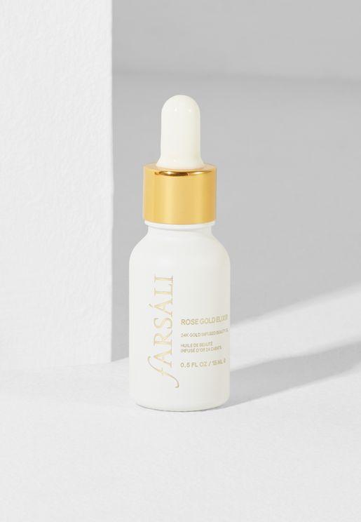 Rose Gold Elixir - 24k Gold Oil 15ml