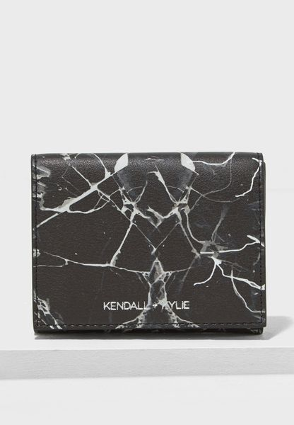 Cara Marble Clutch