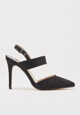 Gerry Slingback Court Shoes