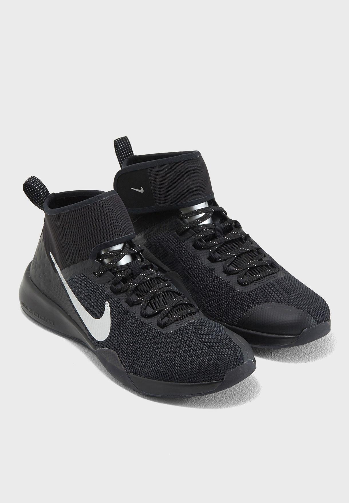 7c5b701dee09 Shop Nike black Air Zoom Strong 2 Selfie AH8195-001 for Women in UAE ...