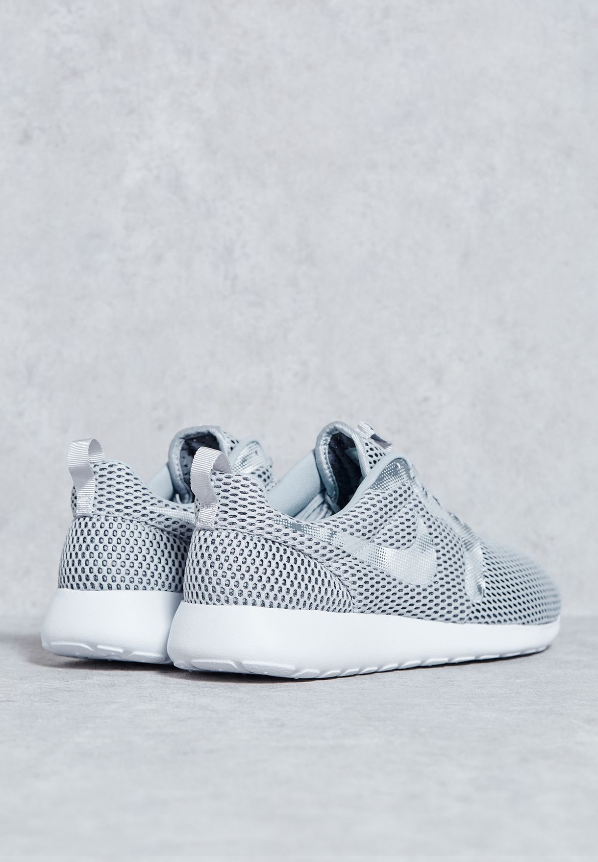 97a0d3a5d794 Shop Nike grey Roshe One Hyp BR GPX 859526-001 for Men in UAE ...