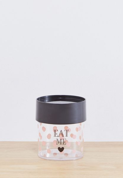 Eat Me Lid Canister