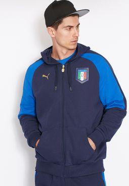 هودي بشعار الاتحاد الايطالي لكرة القدم