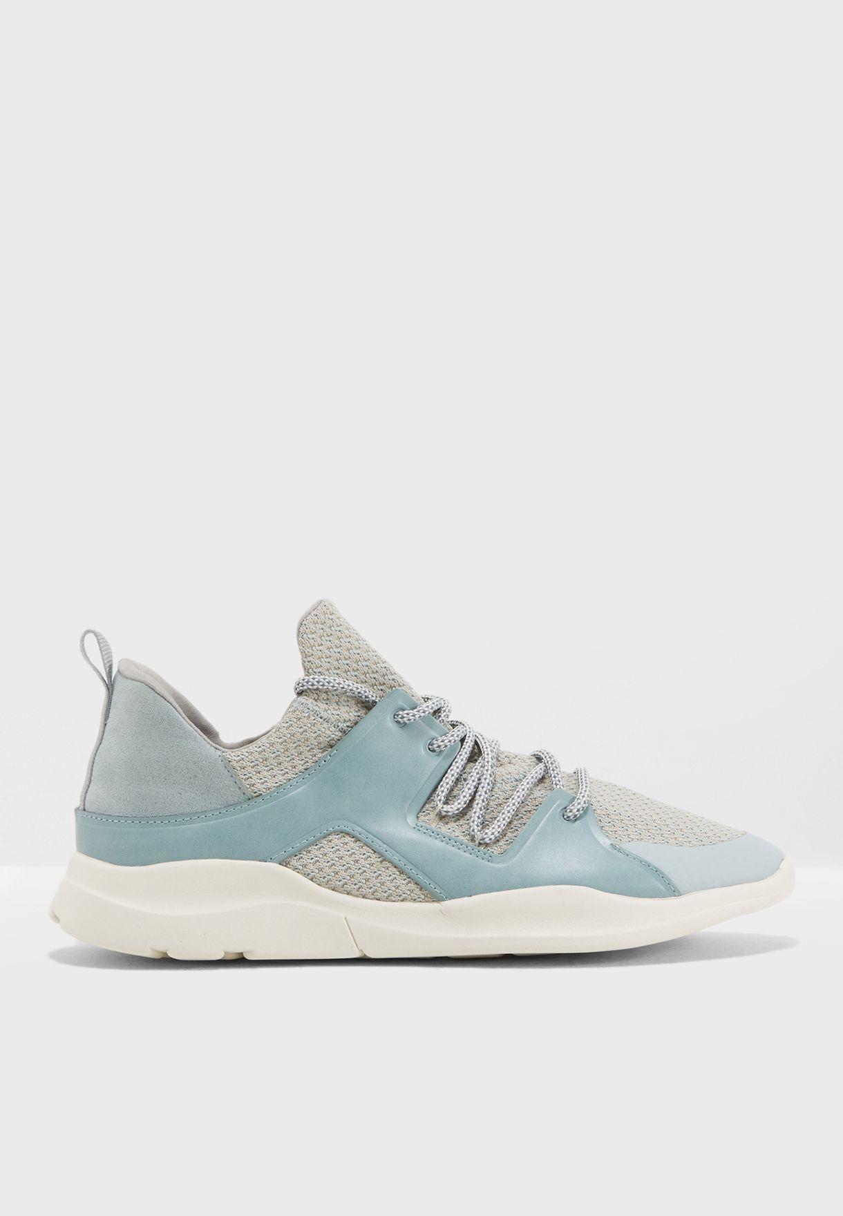 Sneaker Ariel Lace Mango Oman Up 23025690 For Shop In Blue Women hQrtsCd