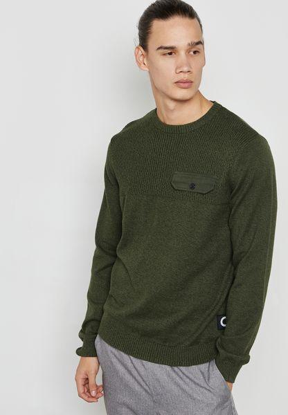 Utility Sweater