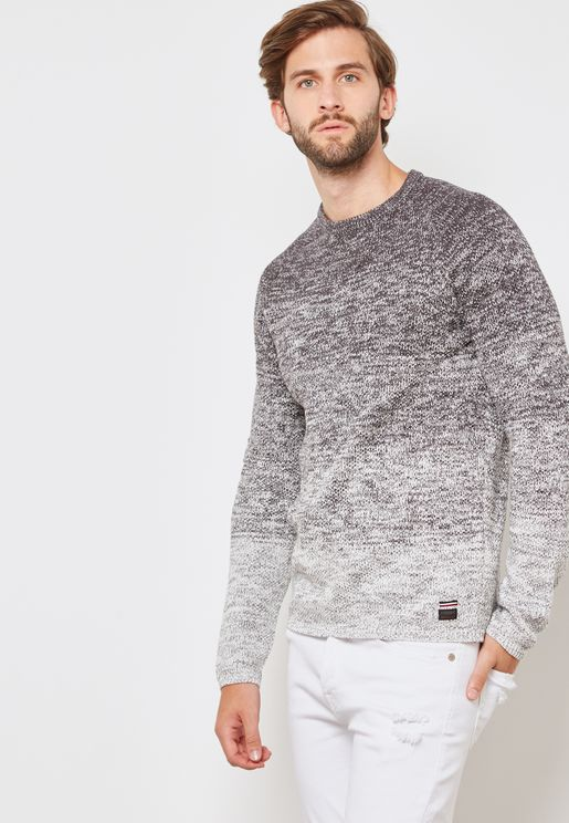 Emarat Knitted Sweater