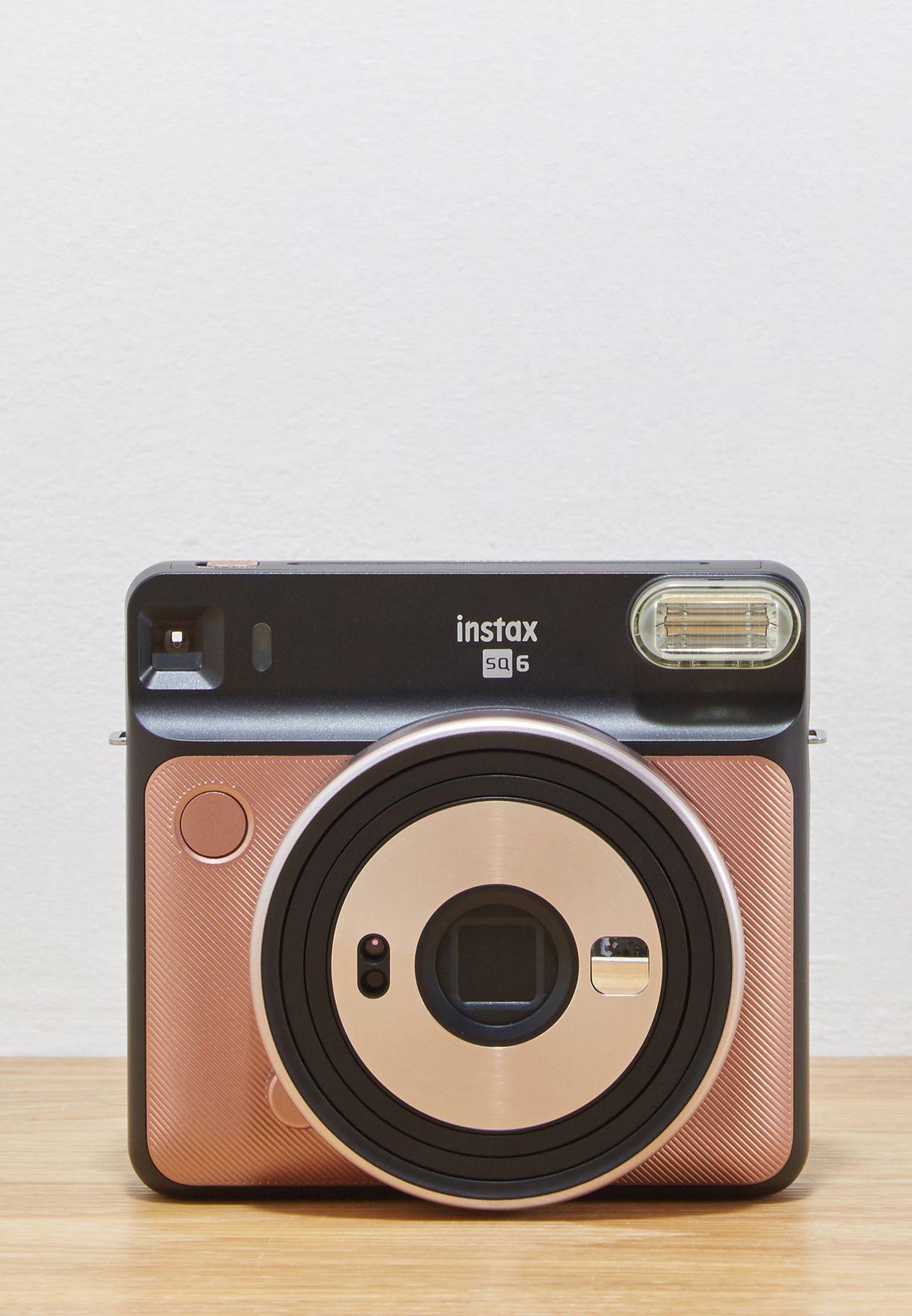 كاميرا انستاكس اس كيو6 مربعة