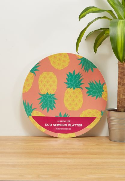 Pineapple Serving Platter