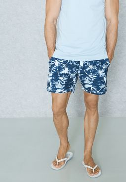 Palm Tree Swimshorts