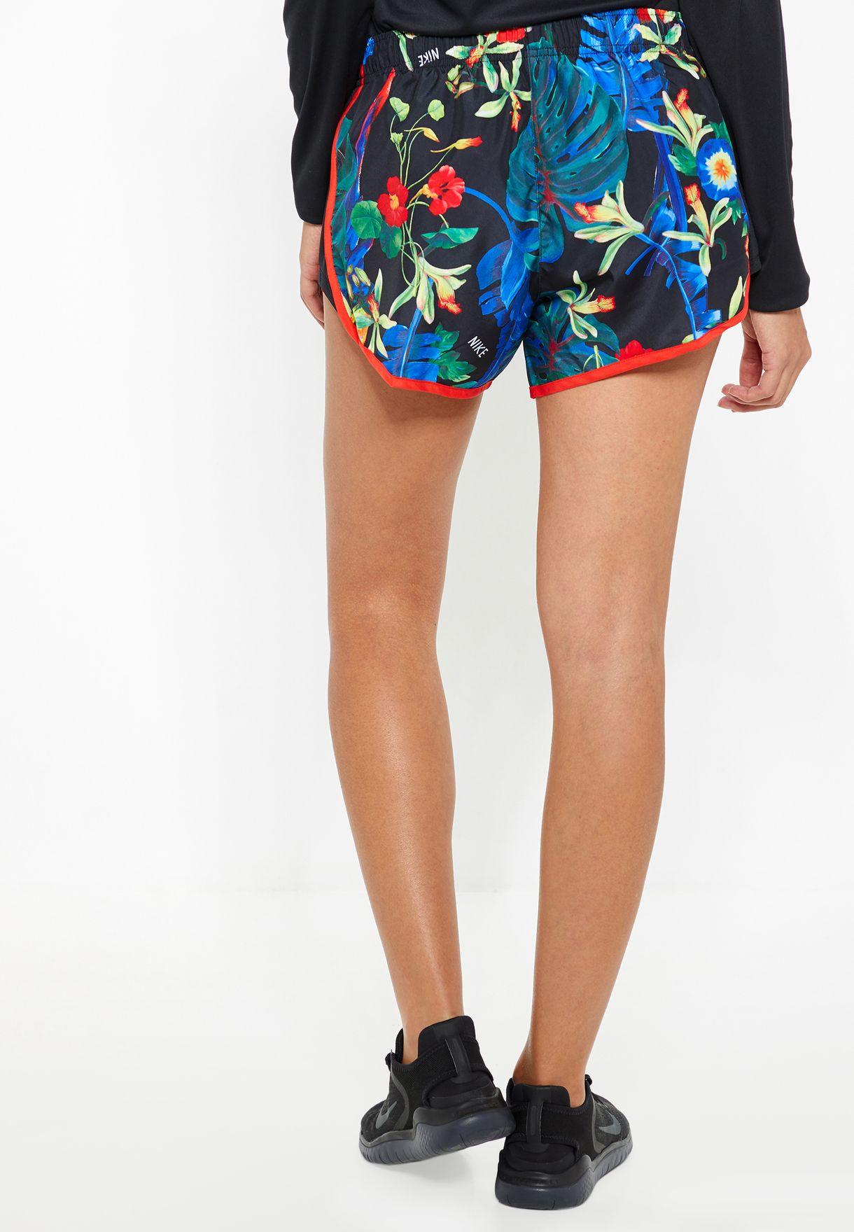 a894c8a9ac975 Shop Nike black Hyper Femme Tempo Shorts AR0544-010 for Women in UAE ...