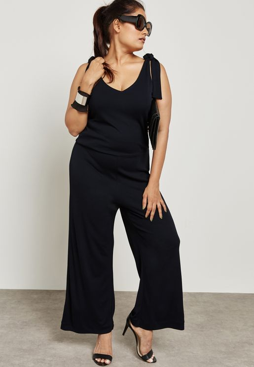 368c3684cc Violeta by MANGO Plus Size Jumpsuits and Playsuits for Women ...