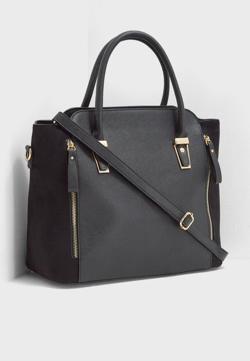 Medium Hardware Tote Bag