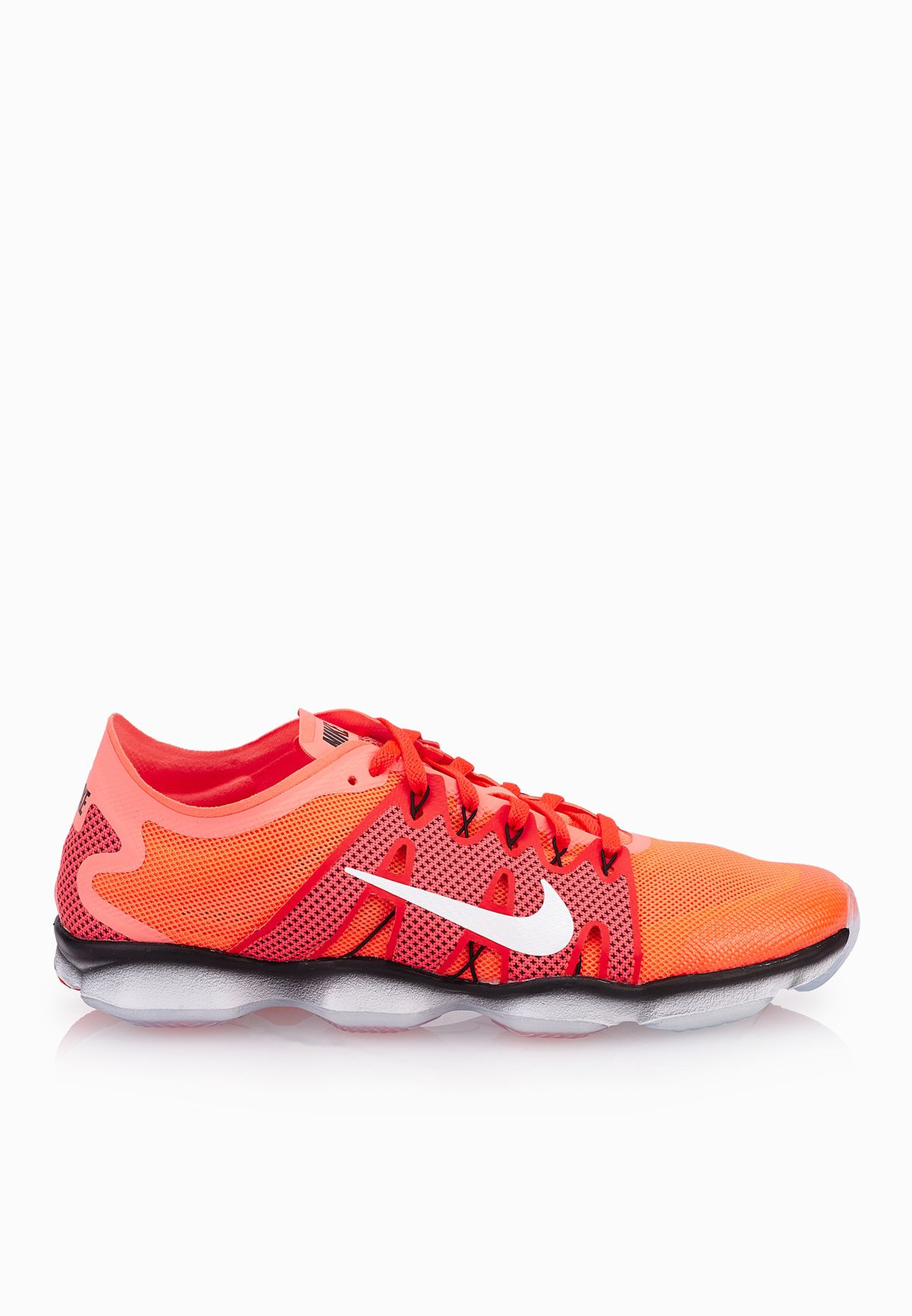 38db90e3c704c Shop Nike neon Air Zoom Fit Agility 2 806472-801 for Women in UAE ...
