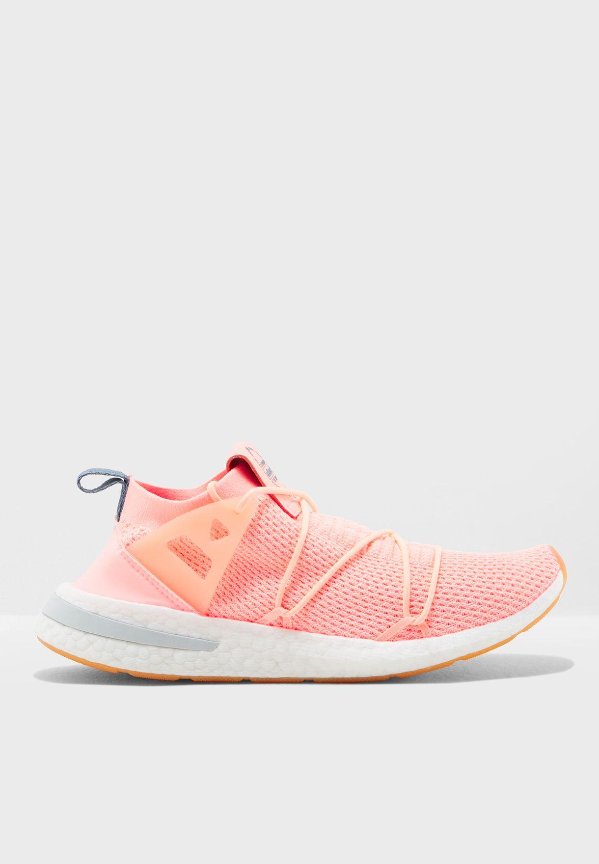 hot sale online fa946 22c3b Shop adidas Originals pink Arkyn PK B96508 for Women in Oman