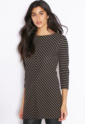 Dorothy Perkins Striped Mini Dress
