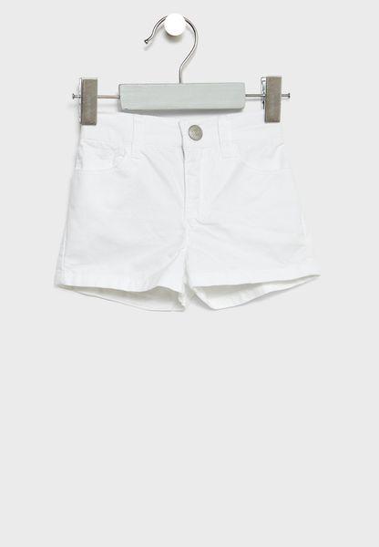 Infant Denim Shorts