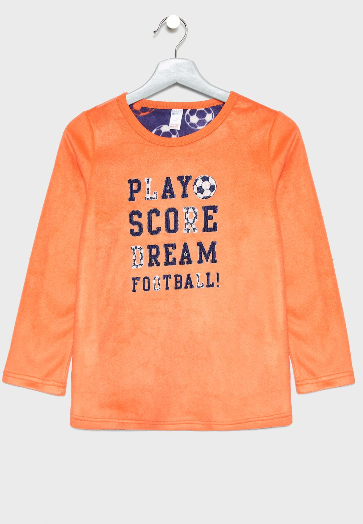 Kids Football Pyjama Set