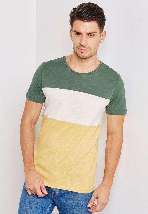 Parker Crew Neck T-Shirt