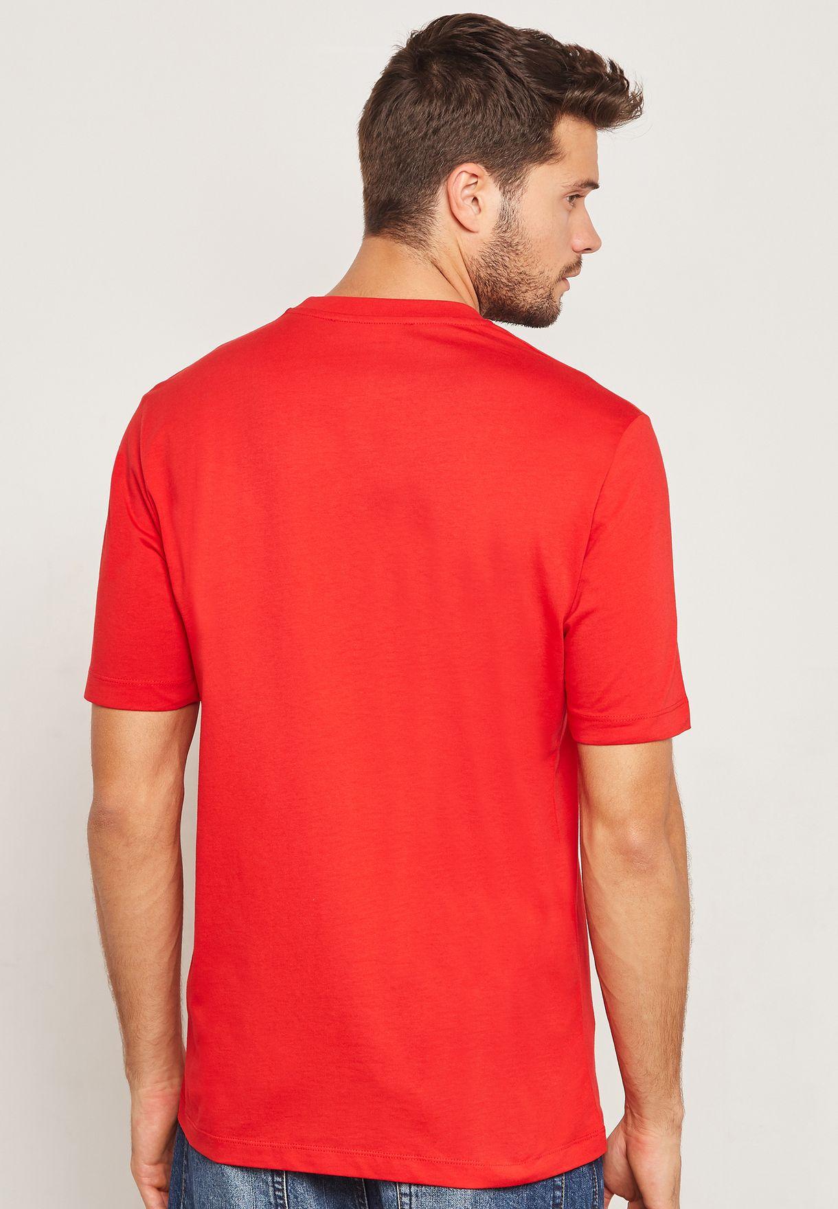 Love Milan Printed T-Shirt