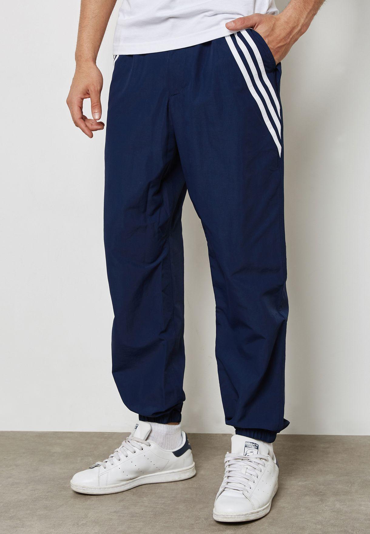 56c201622d Shop adidas Originals navy Workout Sweatpants CE1812 for Men in UAE ...