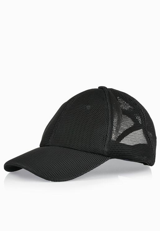 Airtex Mesh Baseball Cap