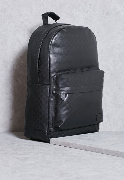 Blackout Chequerboard Backpack