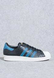 huge discount 2123f 2e408 تسوق حذاء سوبر ستار 80 اس ماركة اديداس اورجينال لون أسود BB2228 في عمان -  AD478SH35EZW