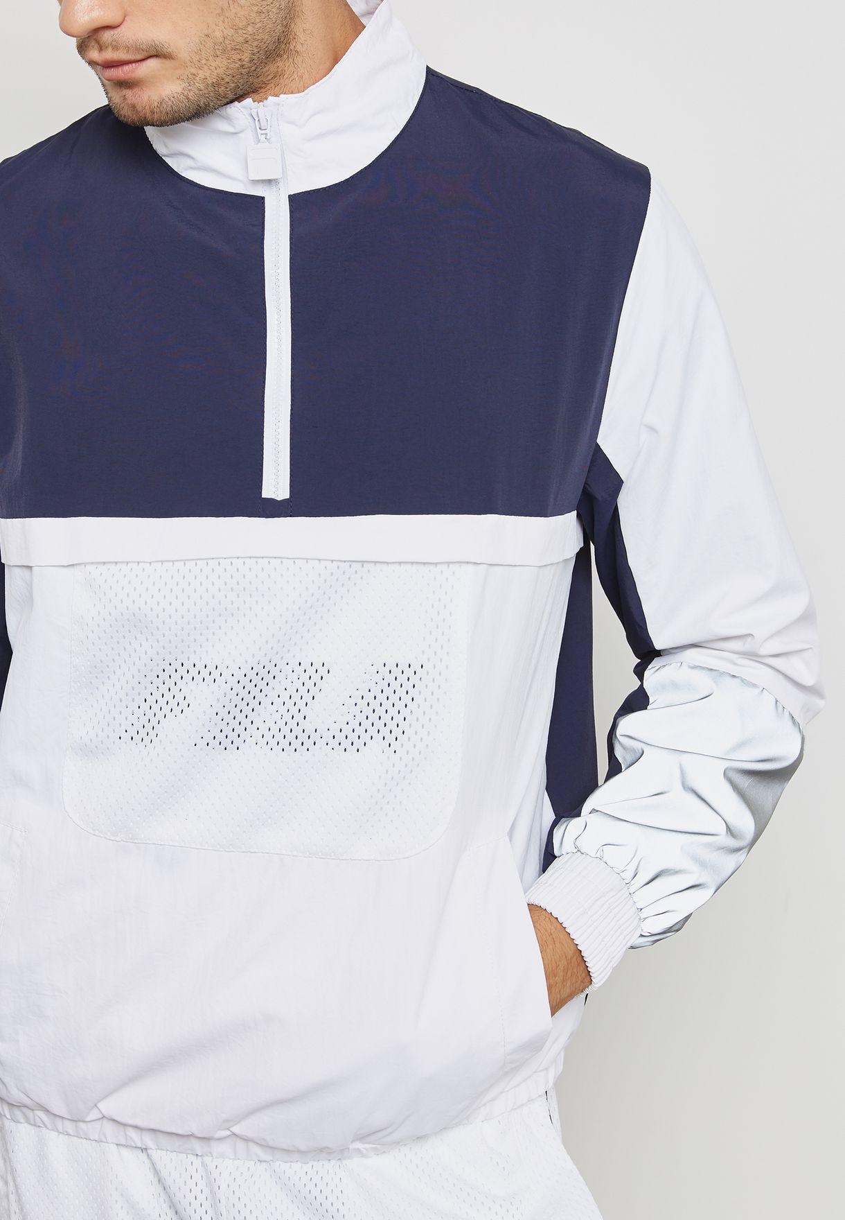 Tyler 1/4 Zip Jacket