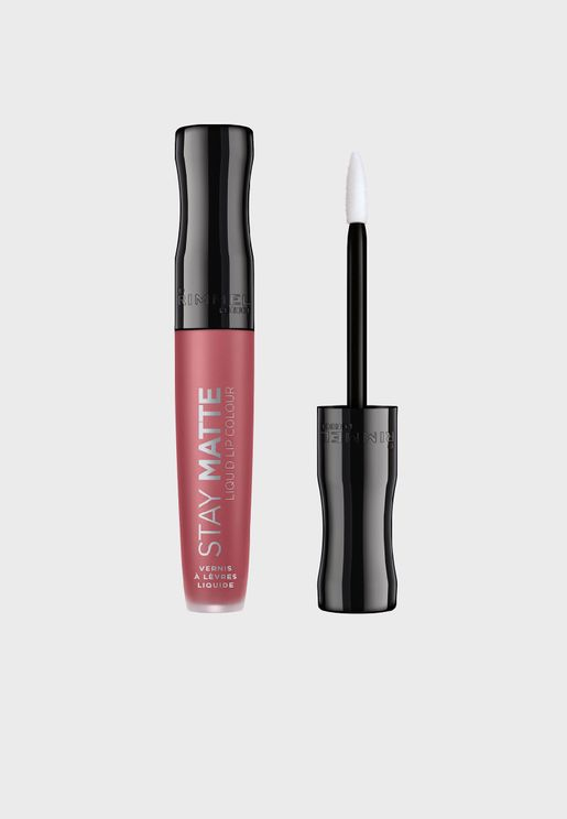 Stay Matte Liquid Lip Colour- 100 Pink Bliss