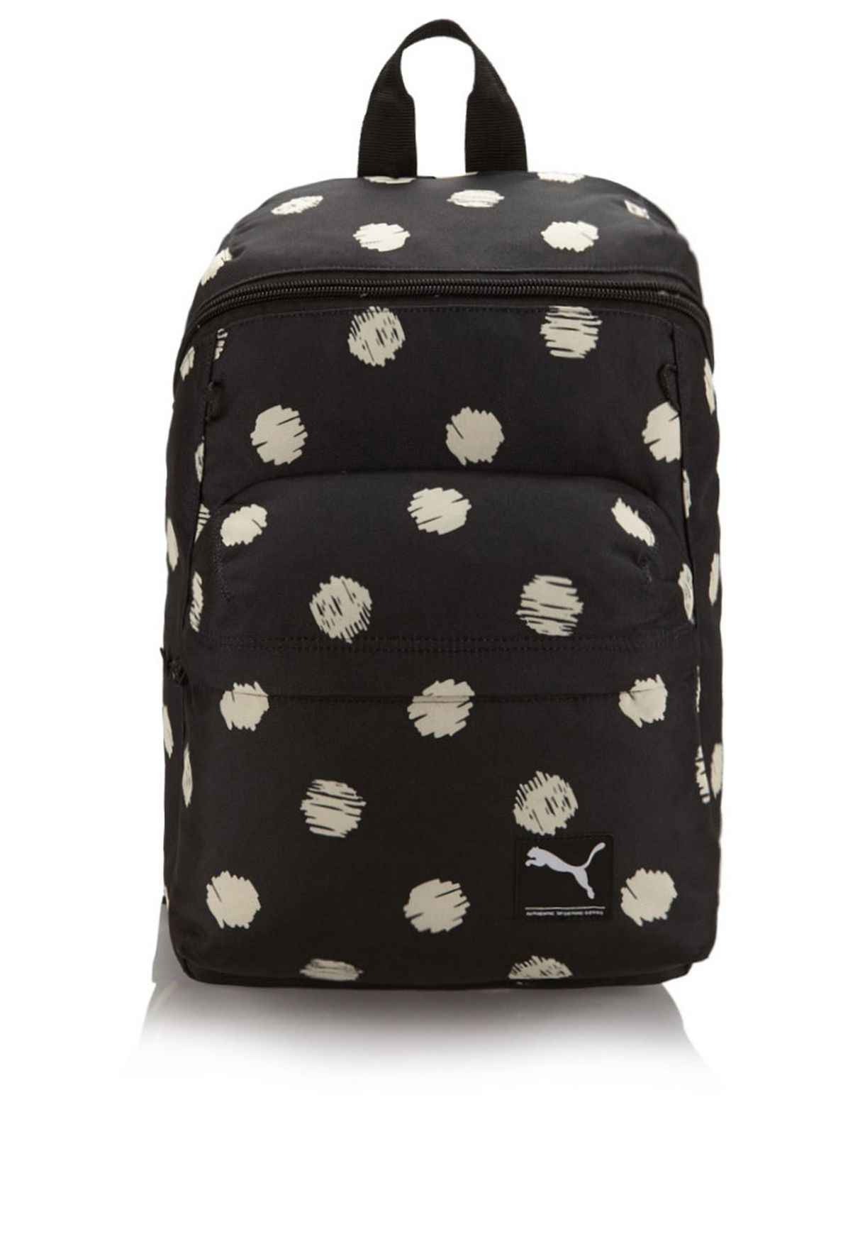58786ca093f9 Shop PUMA black Foundation Backpack 7257106 for Women in Qatar -  PU020AC35ODS