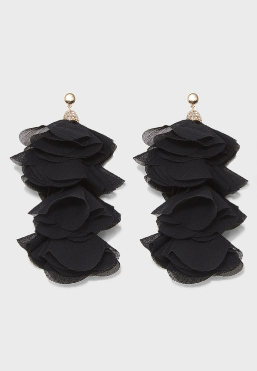 Frill Earrings