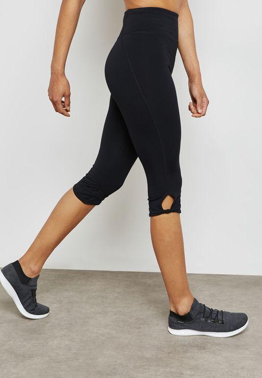 3/4th Printed Leggings