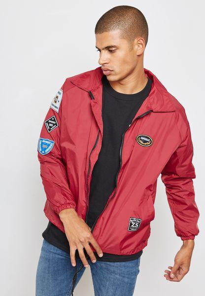 Badge Jacket