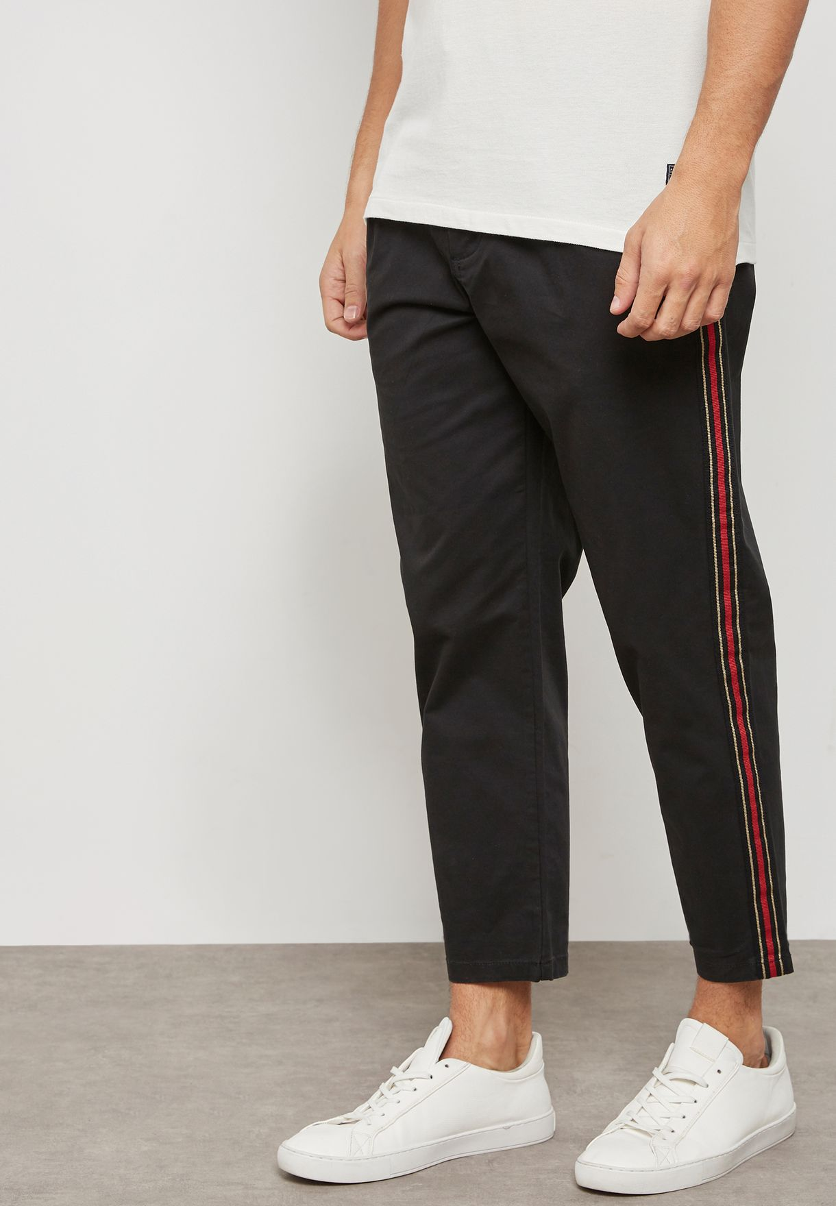 Harper Relaxed Fit Trousers