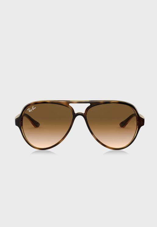 0RB4125 Cat Eye Sunglasses