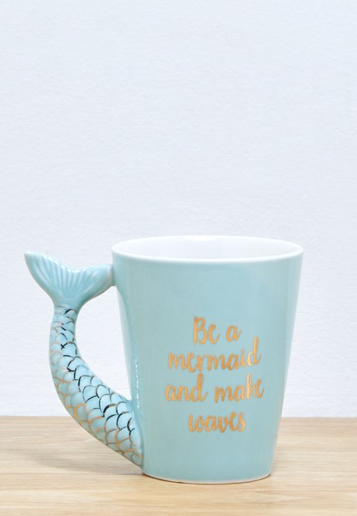 Be A Mermaid Mug