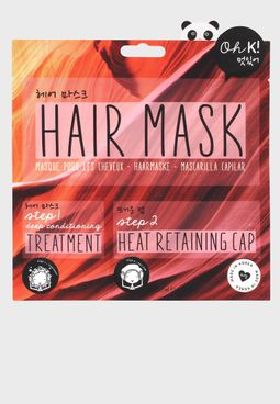 Steam Hair Mask