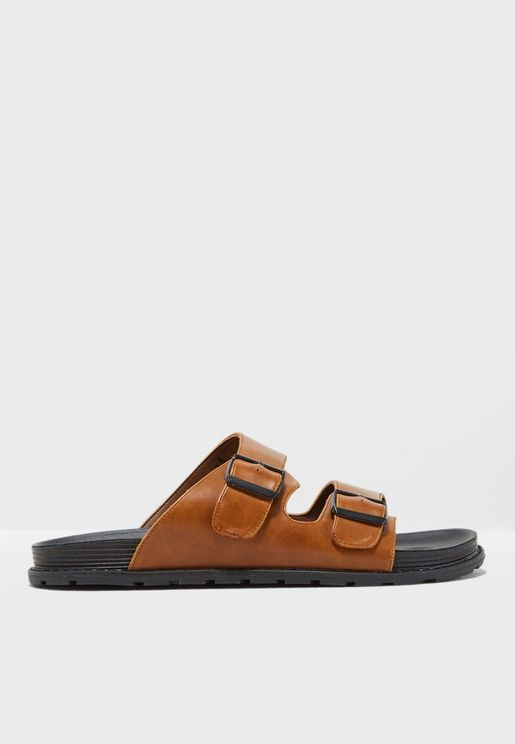 Carpignone Double Strap  Sandals